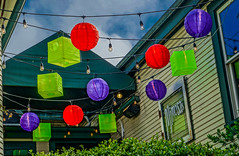Feast of the Lanterns decorations--DSC09599--Pacific Grove, CA (Lance & Cromwell back from a Road Trip) Tags: pacificgrove montereycounty montereypeninsula central travel california roadtrip 2019 sony
