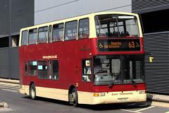 Volvo B7TL TransBus President (DennisDartSLF) Tags: hull bus volvo b7tl transbus president 683 eastyorkshire yx53aoj