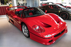 F50 (Hunter J. G. Frim Photography) Tags: supercar london ferrari f50 red rosso corsa wing italian carbon coupe rare limited v12 ferrarif50 joe macari