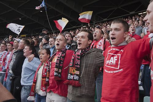 You'll never walk alone - Soccer Fans of 1. FCU Berlin