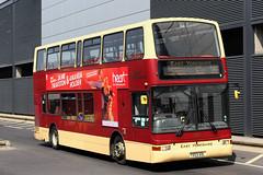 Volvo B7TL TransBus President (DennisDartSLF) Tags: hull bus volvo b7tl transbus president 685 eastyorkshire yx53aol