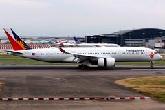 Philippine Airlines   Airbus A350-900   RP-C3508   London Heathrow (Dennis HKG) Tags: philippines philippineairlines pal pr aircraft airplane airport plane planespotting canon 7d 70200 london heathrow egll lhr airbus a350 a350900 airbusa350 airbusa350900 a359 rpc3508