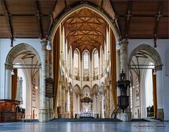 Grote of Sint Jacobskerk - Den Haag