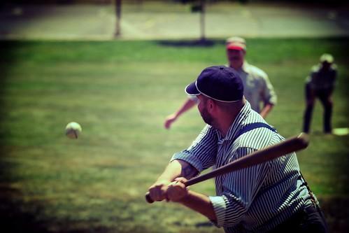 Vintage Baseball, Cantigny Park. 49 (EOS)