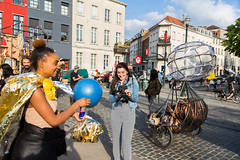 Zinneke 2018 - Joyeuse Entrée (saigneurdeguerre) Tags: europe europa belgique belgië belgien belgium belgica bruxelles brussel brüssel brussels bruxelas ponte antonioponte aponte ponteantonio saigneurdeguerre canon 5d mark 3 iii eos zinneke parade mai mei 2018 zinnode 11 joyeuseentree joyeuse entree blijdeintrede blijde intrede