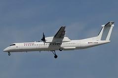 D-ABQM (LIAM J McMANUS - Manchester Airport Photostream) Tags: dabqm lgw luftfahrtgesellschaftwalter walter he eurowings ewg ew dh4 dhc8400 q400 dash8400 dh8d bombardier man egcc manchester