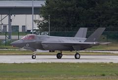 F-35B ZM145 617Sqn back tracking (spbullimore) Tags: lockheed martin f35 f35b lightning ii royal air force raf marham 617 sqn squadron dambusters zm145 uk 2019