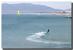 CADIZ, TARIFA, LOS LANCES (Lorenmart) Tags: cádiz tarifa playaloslances andalucia españa spain windsurf atlántico canoneos550d lorenmart