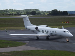 T7-SAL Gulfstream G450 (Private Operator) (Aircaft @ Gloucestershire Airport By James) Tags: luton airport t7sal gulfstream g450 private operator bizjet eggw james lloyds
