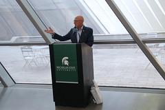 Photo representing Mark Terman's Retirement Reception, July 2019