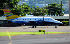 VQ-TEL (Lyndon Henry) Tags: embraer emb 120 brasilia intercaribbean george charles castries stlucia tlpc slu travel vacation holiday fly plane airport aircraft
