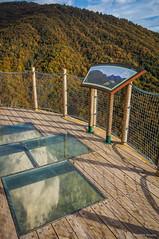 Sobre el vacío (SantiMB.Photos) Tags: 2blog 2tumblr 2ig castelldelareny catllaràs berguedà otoño autumn mirador clusa viewpoint geo:lat=4218534789 geo:lon=193303317 geotagged cataluna españa