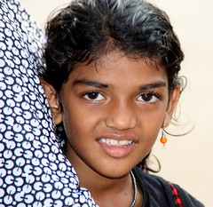 indian girl (Weltbürgerin) Tags: asia asien india indien kerala portrait girl seetherealindia