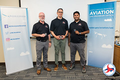 AVIA 2019.07.11_ (340 of 52) (NCDOTcommunications) Tags: aviation awards employee employees extramile worker workers aviationdivision drone drones communications basilyap ncstate