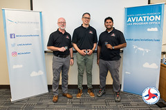 AVIA 2019.07.11_ (339 of 52) (NCDOTcommunications) Tags: aviation awards employee employees extramile worker workers aviationdivision drone drones communications basilyap ncstate