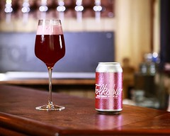 We're on our last keg of Raspberry Glow Up in the #folksbiertastingroom. Cans are still available - $18 for a 4-pack. (folksbier) Tags: we're our last keg raspberry glow up folksbiertastingroom cans still available 18 for 4pack