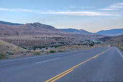 Entering the Village of Ashcroft (MIKOFOX ⌘) Tags: canada village showyourexif xt2 learnfromexif july landscape provia ashcroft thompsonriver fujifilmxt2 summer mikofox britishcolumbia xf18135mmf3556rlmoiswr