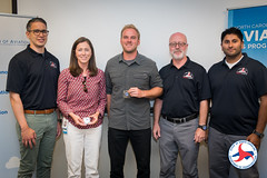 AVIA 2019.07.11_ (313 of 52) (NCDOTcommunications) Tags: aviation awards employee employees extramile worker workers aviationdivision drone drones communications basilyap ncstate