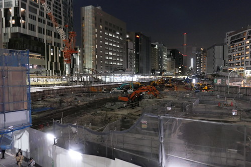 Shibuya reconstruction