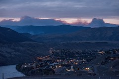 Night Sets in at Ashcroft (MIKOFOX ⌘) Tags: canada britishcolumbia flickred xt2 learnfromexif july landscape provia fujifilmxt2 summer showyourexif mikofox xf18135mmf3556rlmoiswr