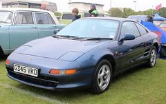 G345 VKO (Nivek.Old.Gold) Tags: 1990 toyota mr2 auto 1998cc knockholt