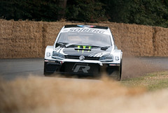 VW Polo WRX - Petter Solberg ({House} Photography) Tags: fos goodwood festival speed 2019 car show automotive hill climb housephotography timothyhouse canon 70d sigma 150600 contemporary vw volkswagen wrx world rally x petter solberg