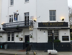 Marquis of Westminster, London SW1. (piktaker) Tags: london londonsw1 sw1 pub inn bar tavern publichouse marquisofwestminster