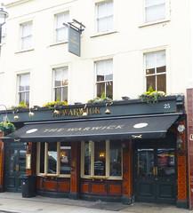 Warwick, London SW1. (piktaker) Tags: london londonsw1 sw1 pub inn bar tavern publichouse warwick