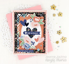 Love My Momma (akeptlife) Tags: simplestories momsdaycollection card cardmaking mom mothersday papercrafting patternpaper