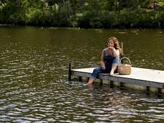 _61A6774 (fotolasse) Tags: kerstinfiskar fashion mode fishing fiskar female