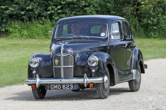 Austin A40 (1951) (Roger Wasley) Tags: 1951 austin a40 gmo623 toddington gloucestershire classi car vehicle