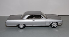 1964 Buick Wildcat Promo Model Car (coconv) Tags: car cars vintage auto automobile vehicles vehicle autos photo photos photograph photographs automobiles antique picture pictures image images collectible old collectors classic promotional dealership plastic scale promo model smp amt mpc johan revell hubley 125 124 banthrico sample kit coupe history historical dealer toy miniature 125th 1964 buick wildcat wild cat 2 door hardtop 64
