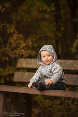 Tom (nicolewitschass) Tags: baby babyphotographer child children toddler outdoors outside family son nature nikon d750 momtographer babyboy mother cute smiling leaves fall autumn evening sun natural sunlight light