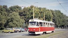 2003-07-23 Košice Tramway Nr.386 (beranekp) Tags: slovak slovakia košice tramvaj tram tramway tranvia šalina strassenbahn elektrika električka tatra t3 386