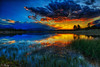I Believe in you :) (concho cowboy) Tags: iwanttodothiswow luna lake arizona landscape sunset alpine