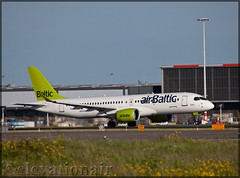 YL-CSI Airbus A220-300 Air Baltic (elevationair ✈) Tags: ams eham amsterdam schiphol schipholairport thenetherlands holland europe sun sunny sunshine avgeek aviation airplane plane aircraft departure rotate cs3 bombardier cseries cs300 bombardiercs300 regionaljet airbus a220 a223 airbusa220300 ylcsi airbaltic