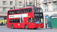 Go Ahead London Central - E249 - YX12FPD (Waterford_Man) Tags: yx12fpd e249 enviro400 goaheadlondoncentral