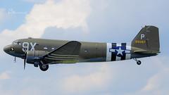 315087 USAAF Douglas C-47-DL Skytrain ETNS Jagel (thule100) Tags: 315087 usaaf douglas c47dl skytrain frankkrause