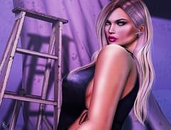 Sugar Azalee (Arapants -) Tags: pink purple secondlife avatar