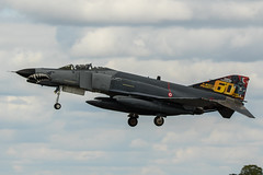 Turkish Phantom (Nick Collins Photography, Thanks for 3.6 million v) Tags: fairford fastjet military aircraft airshow aviation flying canon 7dmk2 turkish phantom