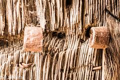 Dysfunktional ---  Dysfunctional (der Sekretär) Tags: cantonticino detail eisen gelenk holz kantontessin loch metall morcote rost scharnier schweiz spinnennetz spinnwebe struktur switzerland tessin ticino abgeblättert abgebröckelt alt aperture beschädigt broken bröcklig closeup cobweb defect defekt hinge iron kaputt lasuisse metal old opening outoforder rostig rust rusty spidersweb spiderweb stain structure verrostet verwittert weatherbeaten weathered wood öffnung