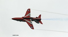 Red Arrows  J78A0636 (M0JRA) Tags: red arrows duxford airshow vintage aircraft planes warbirds people sky clouds jets airfields props otts raf airforce flying helicopters legends