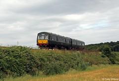 North Norfolk Railway DMU (theroumynante) Tags: north norfolk railway dmu preserved weybourne