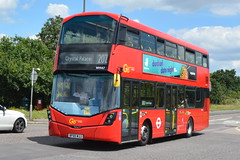 BF65 WJJ (WHV67) Go-Ahead London Metrobus (hotspur_star) Tags: londontransport londonbuses londonbus londonbuses2019 wrightbus volvoeclipsegemini tfl transportforlondon hybridbus hybridtechnology busscene2019 doubledeck goaheadlondonmetrobus bf65wjj whv67 202