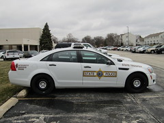 Illinois State Police (Evan Manley) Tags: illinois statepolice chevycaprice chevy policedepartment police policecar