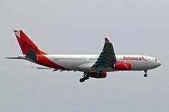 N508AV   Airbus A330-243 [1508] (Avianca) Home~G 05/07/2014 (raybarber2) Tags: 1508 airliner cn1508 egll filed flickr n508av planebase raybarber usacivil