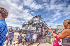 Big  Boy No. 4014 (TBoard) Tags: train steam engine bigboy4014 stpaul mn uniondepot