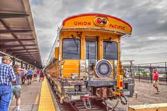 big boy 4014 Caboose (TBoard) Tags: train steam engine bigboy4014 stpaul mn uniondepot