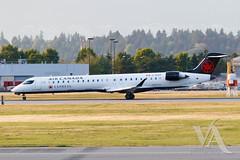 Air Canada Express CRJ-900 (C-GJZT).jpg (Vince Amato Photography) Tags: bombardier commercialairliner aircanadaexpress crj900 cgjzt vancouverinternationalairport britishcolumbia cr9 crj9 cyvr canada ggn jza kv qk skv vancouver yvr zx