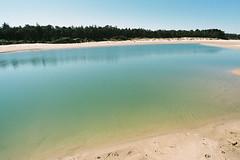 Curracloe Beach (Luke Kwiatkowski) Tags: 200 2017 analog curracloe eos300 film fuji ireland raven superia wexford
